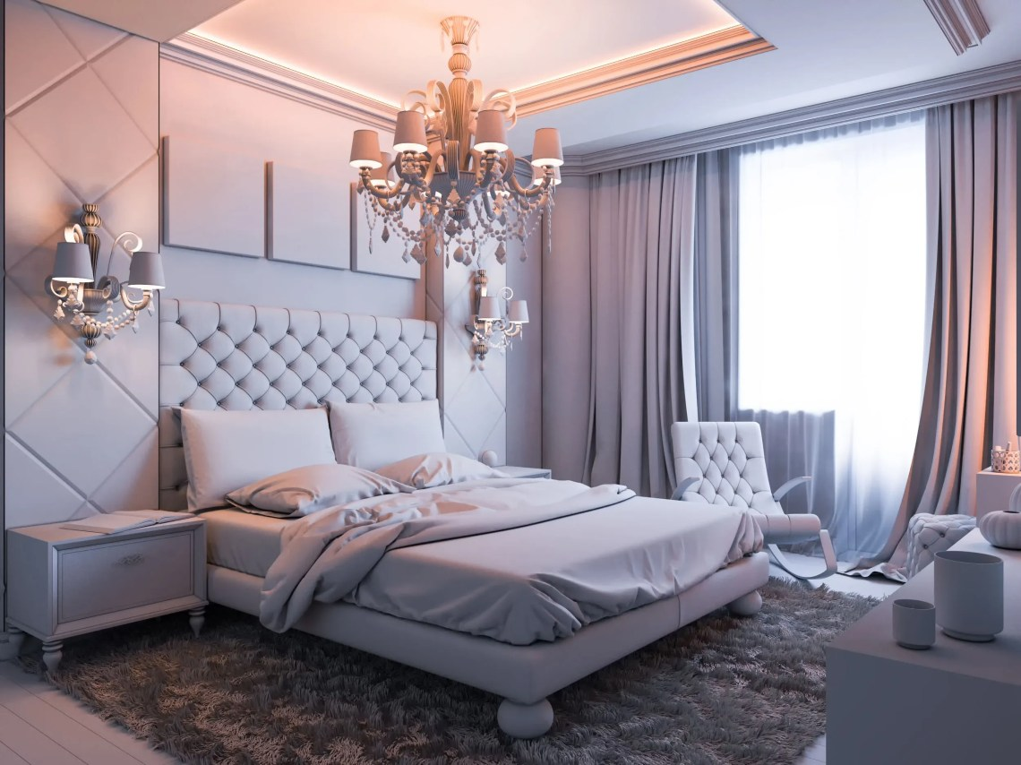 Blending designs to create a couples bedroom | Tribune ...