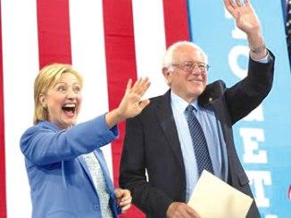 Clinton-and-Bernie