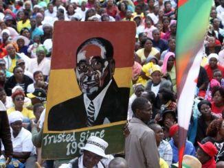 Robert Mugabe. PHOTO: AP