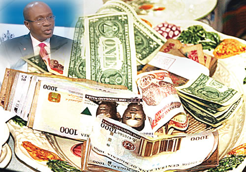 Naira extends gain against dollar, sells at N440-N445 per dollar
