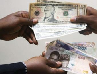 Nigeria Dollar to naira, DOLLAR exchange rate
