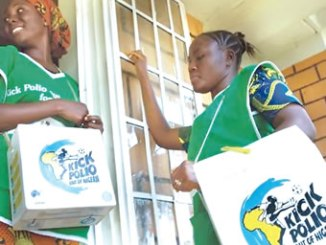 polio-immunisation