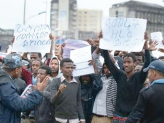 Political activists from the Oromo ethnic group are believed to be held in the jail. PHOTO: REUTERS