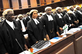 DSS raid: CJN, NBA agree, arrested judges barred from sitting