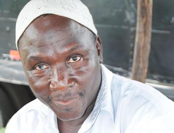 Shehu, a resident of Aje community