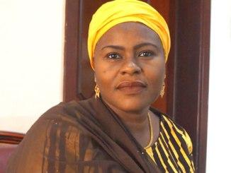 Mrs Hadiza Umar, Head, NITDA Corporate Affairs