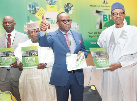 Billedresultat for The 7 big wins by buhari