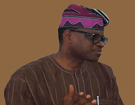 Ondo election: Court turns down Jegede's application