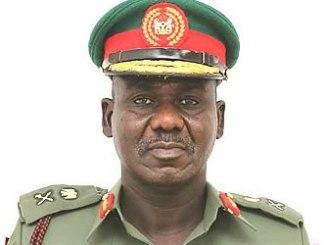 chief of army staff - Buratai