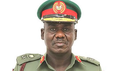 chief of army staff - Buratai