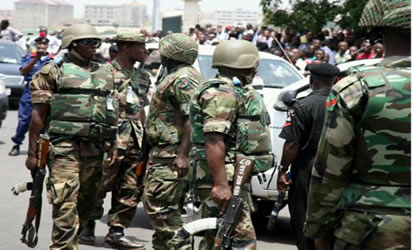 Protest over killing of youth by soldiers: Police restore calm in Kaduna
