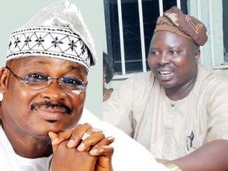 Ajimobi and Olowofela