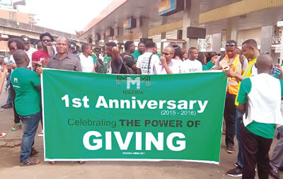 Image result for MMM THROWS PARTY IN ABUJA