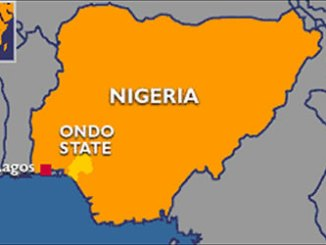 ondo state map