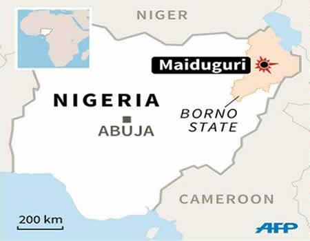 Freed Chibok Girls To Meet Parents Friday