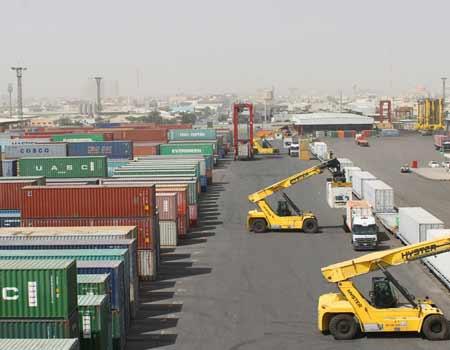 dry port