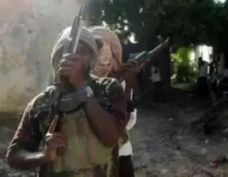 Gunmen, robbed, nursing mother, Benin