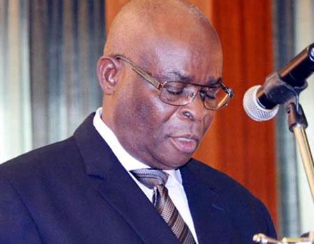 Just In: Onnoghen Sworn In As Chief Justice Of Nigeria
