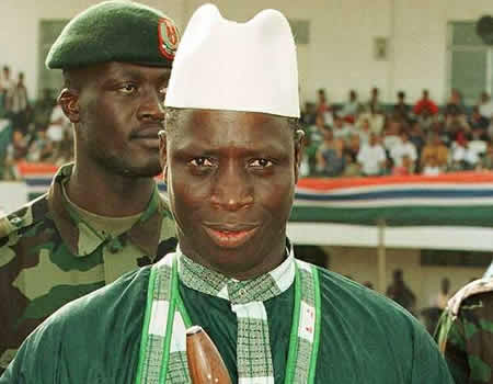 The Gambia: Jammeh begs for deadline extension to give way to Barrow