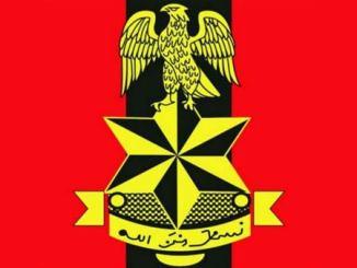 Military: Nigerian army logo