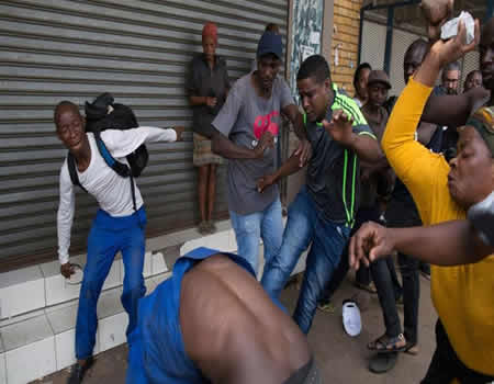 Xenophobic attacks on Nigerians: NANS gives South African companies 48 hours to relocate from Nigeria