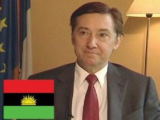 biafra - Mr Denys Gauer