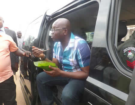 Why I can't join APC —Fayose