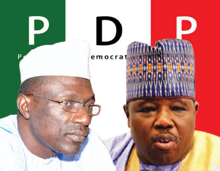 PDP State Chairmen meet in Abuja, back Dickson's Committee's report