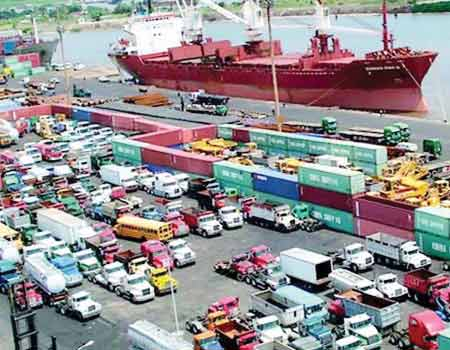 #EndSARS, Tin-Can congestion surcharge ports