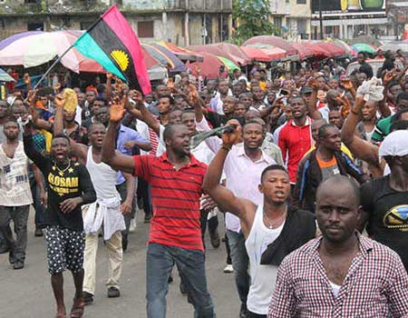 Biafra Day: IPOB Members Forcefully Dispersed During Meeting In Rivers