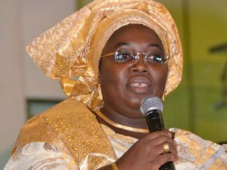 Lagos State Deputy Governor, Dr. Idiat Adebule