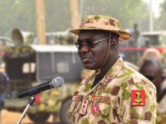 GOC Maj. Gen. Ali Nani