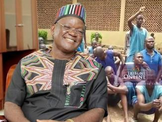 Benue State governor, Mr Samuel Ortom