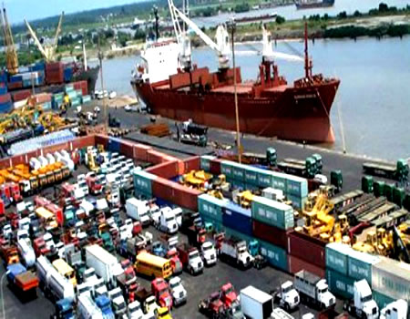 ports cargoes, Shippers council, Rivers Port, Lagos ports, demurrage, Return of Apapa gridlock