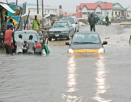 flooding - Anambra SEMA raises alarm over second rise of River Niger in 2019