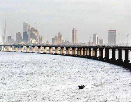 Third Mainland Bridge, FG, Lagos