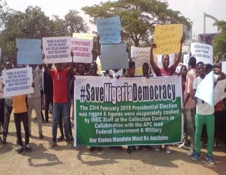 Campaign Democracy North Central Abuja Development