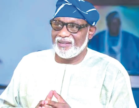 International Students Day Gov Akeredolu