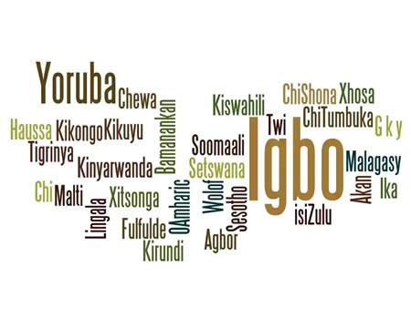 indigenous languages, language