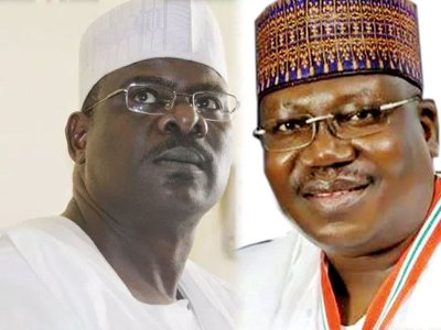 Image result for Lawan Defeated Ndume