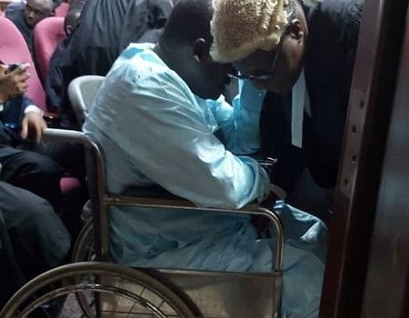 Maina, court, bail, Alleged N2m pension fraud
