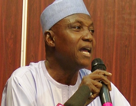 Buhari won't succumb, Boko Haram presidency, Garba Shehu, corruption, corruption case