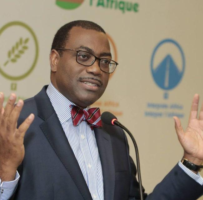 Dr Akinwumi Adesina, African Development Bank