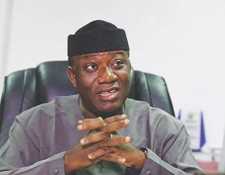 Ekiti govt cut down , Ekiti assures conducive environment , We have lost a patriot, We ll deal with arrested perpetrators, Incessant herdsmen attacks, Ekiti begins fencing project, We are unhappy, Ekiti to attract industrial opportunities, Nigeria mobilised over $95 million, Ekiti special works programme, foundation for economic, teachers against age falsification, community policing, Ekiti loan firm, ghost workers, Ekiti, , Fayemi, Nigeria must be recreated, Ekiti judicial panel of inquiry, Ekiti government, schools, protest, judicial panel of inquiry, Teachers, Fayemi Nigeria at 60, Ekiti. Fayemi, suspends, APC, anti-party, Oyo APC leader Fayemi, Fayemi, Ekiti, We must empower youth, Ekiti, World bank, Fayemi's 2023 presidential poster, Youths are doing better, striking Ekiti doctors, governors, Ekiti workers strike,Fayemi, workers, COVID-19, Ekiti, police commissioner, COVID-19, Osun state, Ogun State, Ondo State, Ekiti State, reopening of schools, teaching of ICT in schools, Ekiti State, governors,Fayemi, ex-presidential aide, COVID-19, World Bank, NGF, Catholic Church withdraws suit, Ekiti workers , Amotekun, new zonal command, Ekiti, SDGs, contractors, schools, resume, COVID-19, Fayemi, APC, enemy, federal institutions, Governing council, Ekiti govt to build facilities