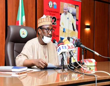 Niger Assembly signs 2021, Gov Bello orders closure, Niger ghost workers, Niger govt website, Niger, women, farmers,