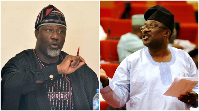 Melaye's appeal against Adeyemi's election, judgment on Dino's appeal