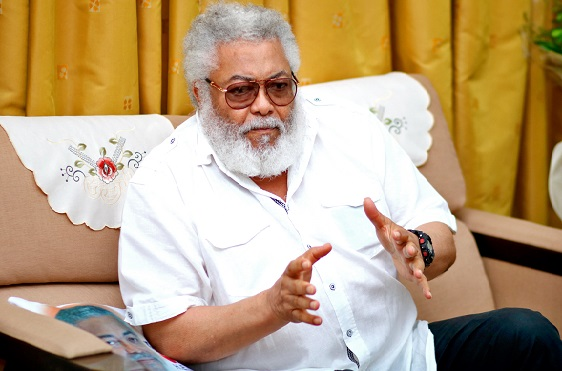 John Rawlings, Jerry Rawlings, COVID-19, ex-Ghana's president, seven days of national mourning