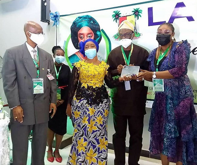 Sanwo-Olu's wife, others harp on roles of SMEs to national development