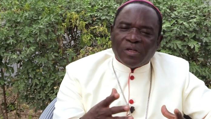 I am not bothered, Bishop Kukah
