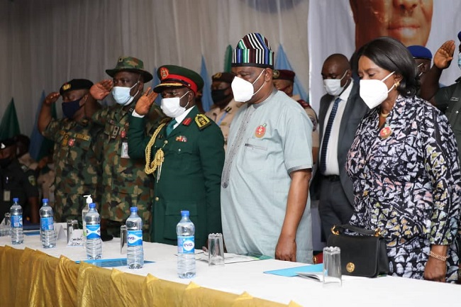 Wike and war veterans